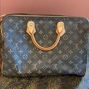 Louis Vuitton Bags - Speedy Louis Vuitton